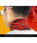 Centura cervicala antireumatism si antidurere cu turmalina