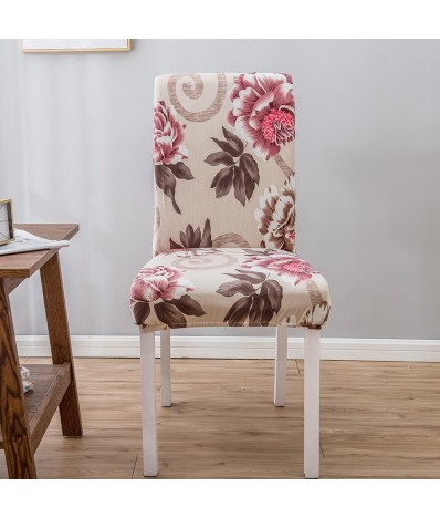 Husa scaun universala spandex/ Magnolia