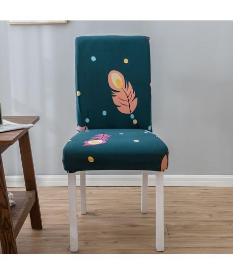Husa scaun universala spandex/ Dots