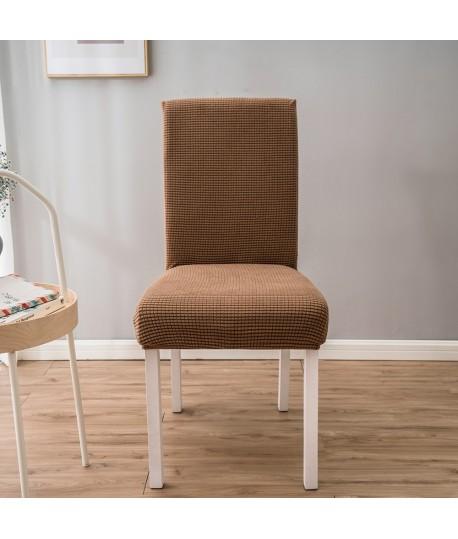 Husa scaun microfibra material canapele / Camel