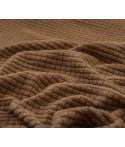 Husa MICROFIBRA coltar 2 locuri - 3 locuri/ colt si de stanga si de dreapta camel