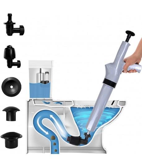 Sistem desfundare chiuveta si toaleta