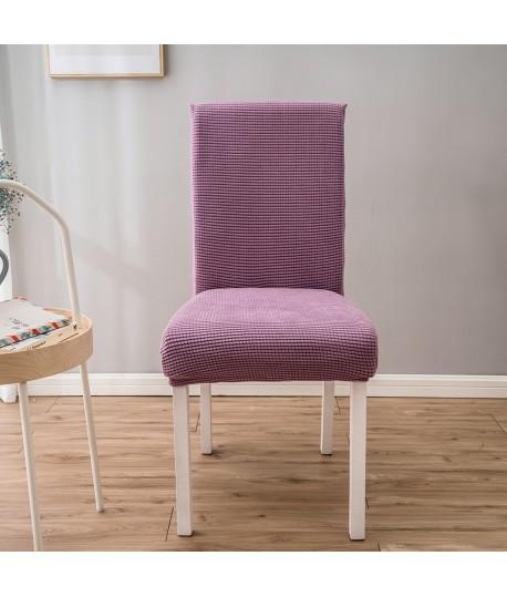 Husa scaun microfibra material canapele / Roz-Pal