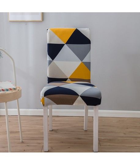 Husa scaun universala spandex/ Multicolor