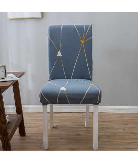 Husa scaun universala spandex/ Gold