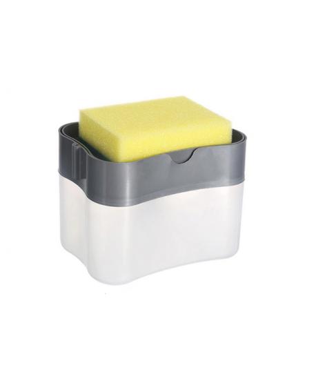 Dozator detergent vase cu burete inclus