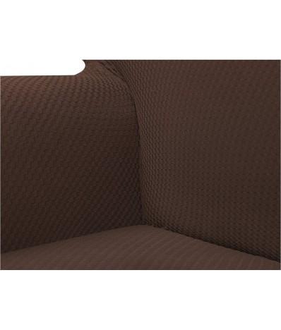 Husa canapea 3 locuri culoare Bej/ Waterproof