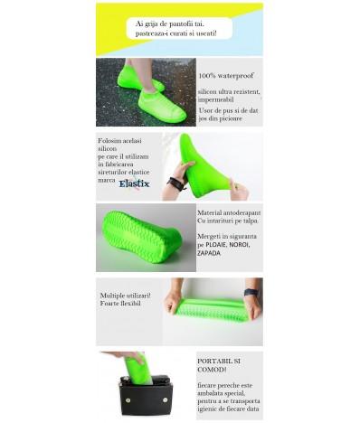 Protectii pantofi HighRezistent